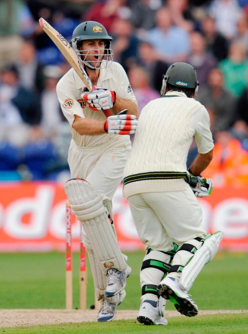 Katich and Ponting